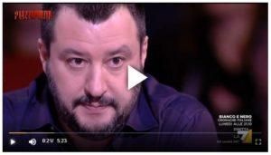 Salvini sulla Sovranità Monetaria.